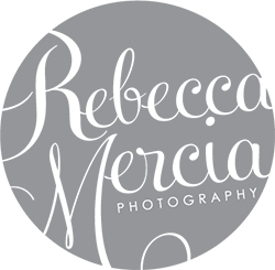 Rebecca Mercia Photography | Perth Wedding & Portrait Photographer logo